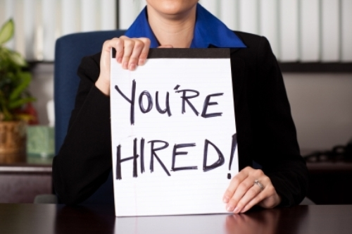 10 words that can help you get a job right now